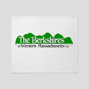 The Berkshires Throw Blanket