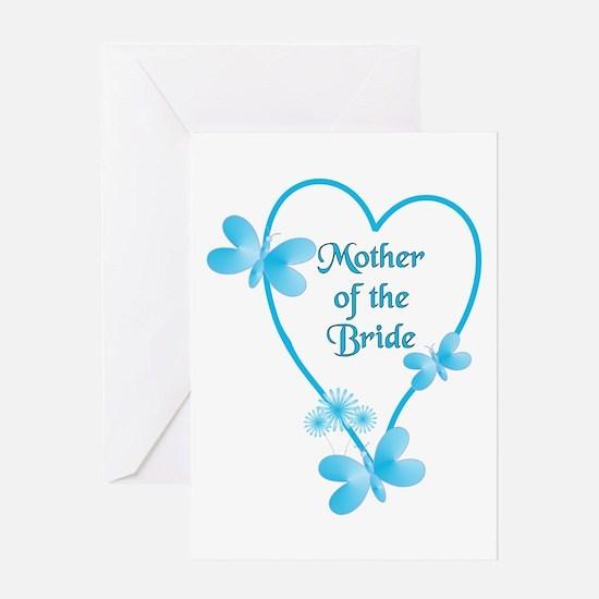 Unique The bride Greeting Card