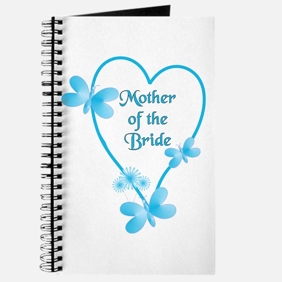 Cute Mother of the bride Journal