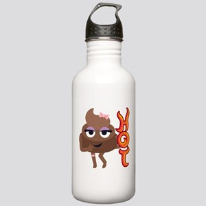 Hot Shit Stainless Water Bottle 1.0L