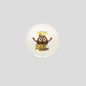 Holy Crap! Mini Button