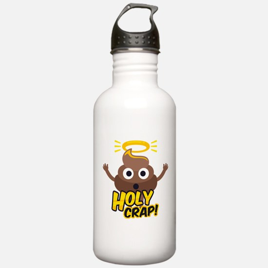 Holy Crap! Water Bottle