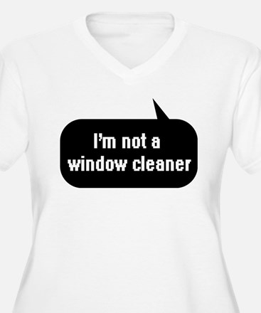 IT Crowd - I'm not a window cleaner T-Shirt