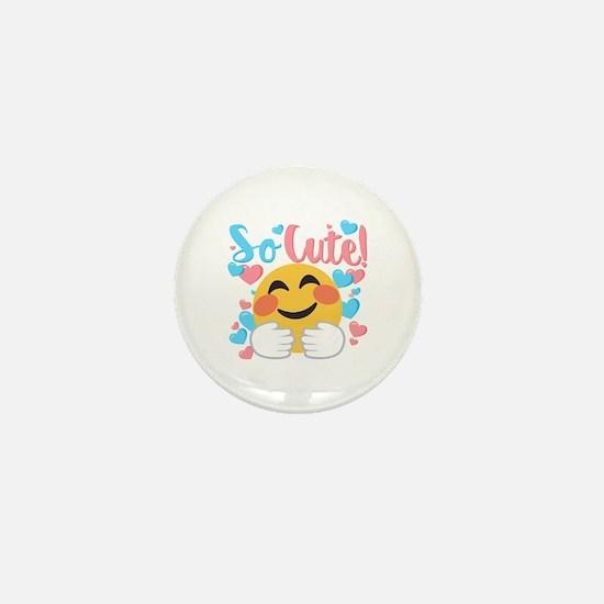 So Cute! Mini Button