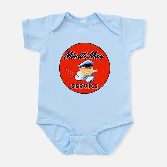 Minute Man Service Infant Bodysuit