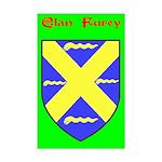 Clan Furey Mini Poster Print