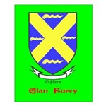 Clan Furey Small Poster