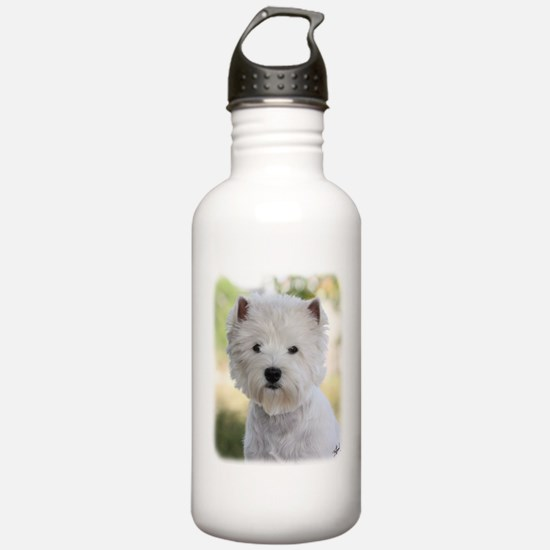 West Highland White Terrier 9Y788D-385 Sports Water Bottle