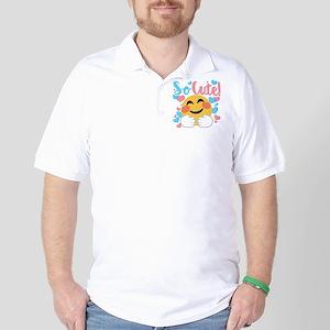 So Cute! Golf Shirt
