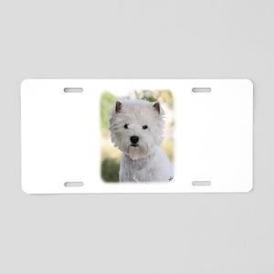 West Highland White Terrier 9Y788D-385 Aluminum Li