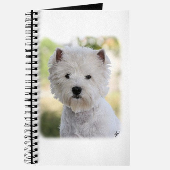 West Highland White Terrier 9Y788D-385 Journal