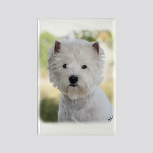 West Highland White Terrier 9Y788D-385 Rectangle M