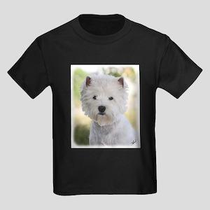 West Highland White Terrier 9Y788D-385 Kids Dark T