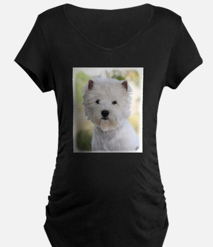 West Highland White Terrier 9Y788D-385 T-Shirt