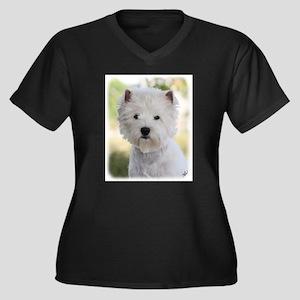 West Highland White Terrier 9Y788D-385 Women's Plu