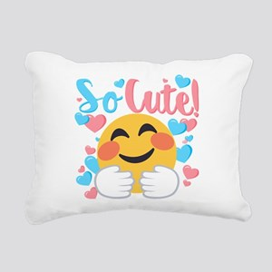 So Cute! Rectangular Canvas Pillow