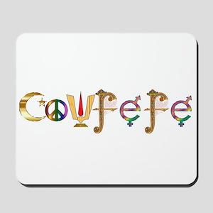 Covfefe Mousepad