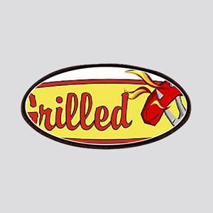 Grilled Food Patches