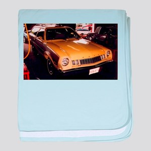 1977 Ford Pinto baby blanket