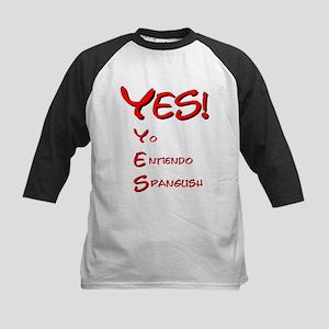 3-Yes-4black Baseball Jersey