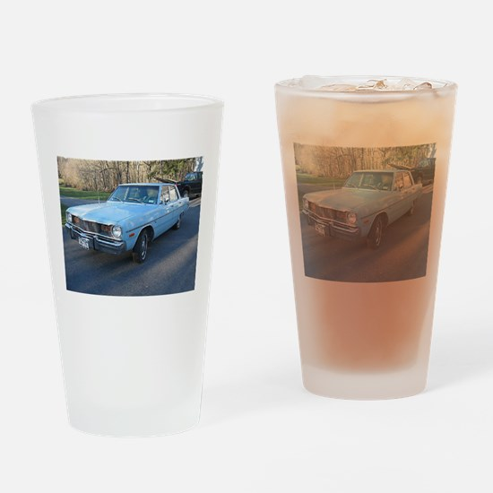 Dart Four Door Drinking Glass