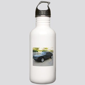 84 Mustang Stainless Water Bottle 1.0L