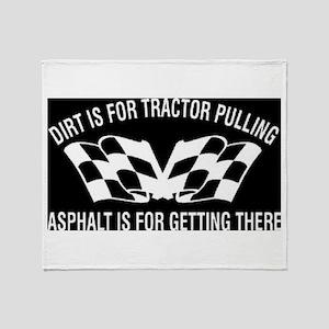 Tractors Throw Blanket