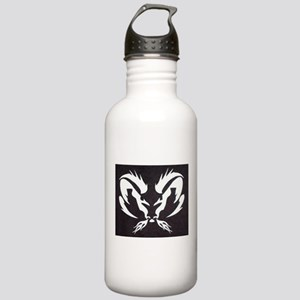 Ram Sign Stainless Water Bottle 1.0L