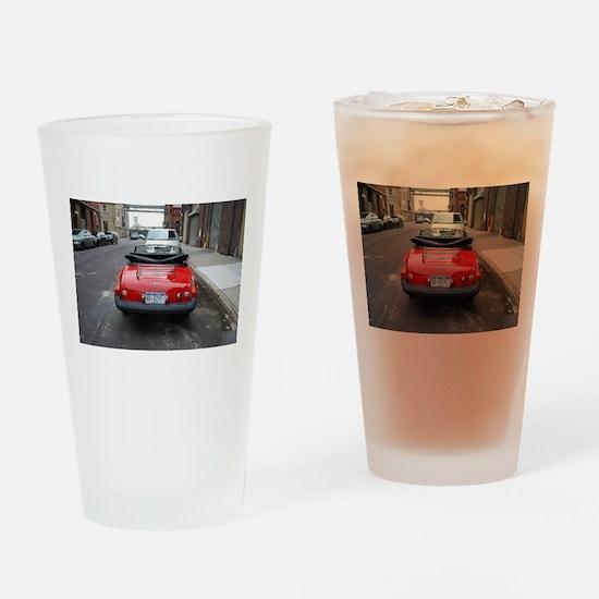 MG Rear Drinking Glass