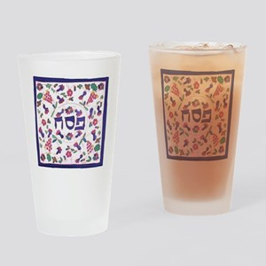 Passover Cover Drinking Glass