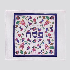 Passover Cover Throw Blanket