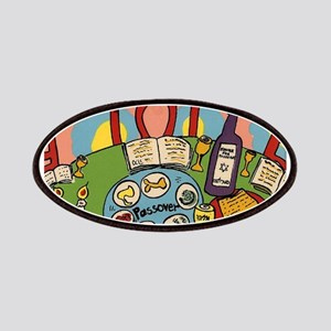 Seder Table Patches