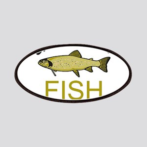 Fishing Tee Patches