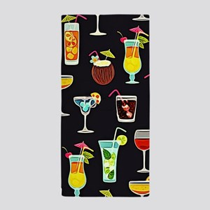 It's 5 O'Clock Somewhere Cocktails Beach Towel