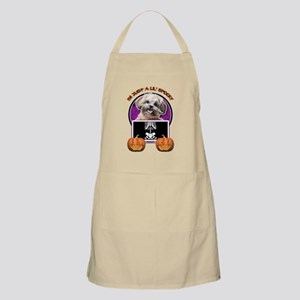 Just a Lil Spooky ShihPoo Apron