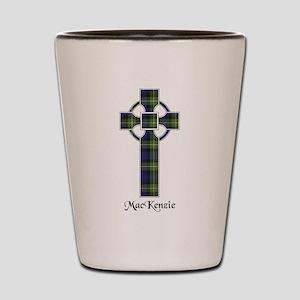 Cross-MacKenzie htg grn Shot Glass