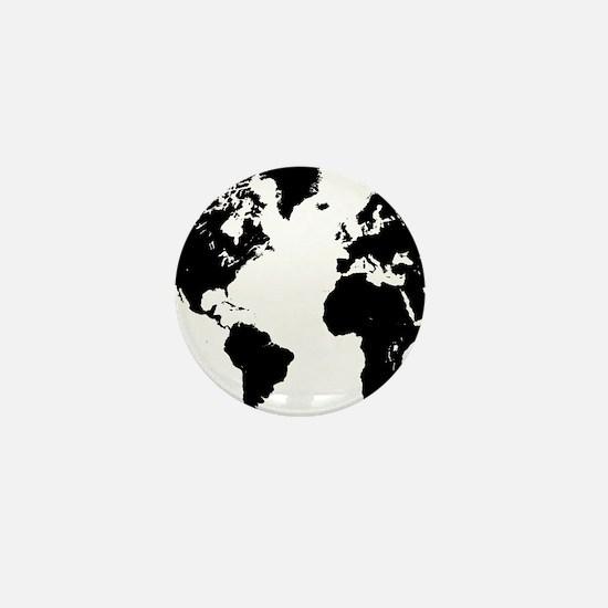 The Earth Mini Button