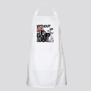 Without me the band -- Outdoors / Cooking Apron
