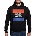 2012 Election RWB Hoodie (dark)