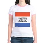 2012 Election RWB Jr. Ringer T-Shirt