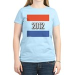 2012 Election RWB Women's Light T-Shirt