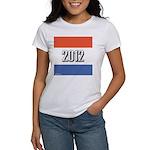2012 Election RWB Women's T-Shirt