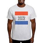 2012 Election RWB Light T-Shirt