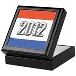 2012 Election RWB Keepsake Box