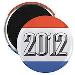 2012 Election RWB Magnet