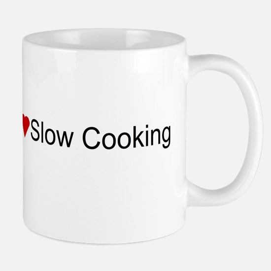 I Heart Slow Cooking Coffee Mug
