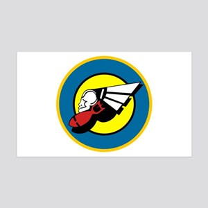 366th Bomb Squadron 38.5 x 24.5 Wall Peel