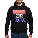 Presidential 2012 stars Hoodie (dark)