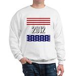 Presidential 2012 stars Sweatshirt