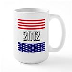 Presidential 2012 stars Large Mug